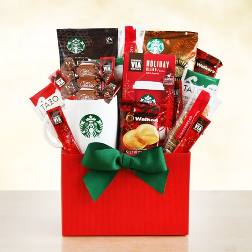 Starbucks Holiday Coffee & Cheer