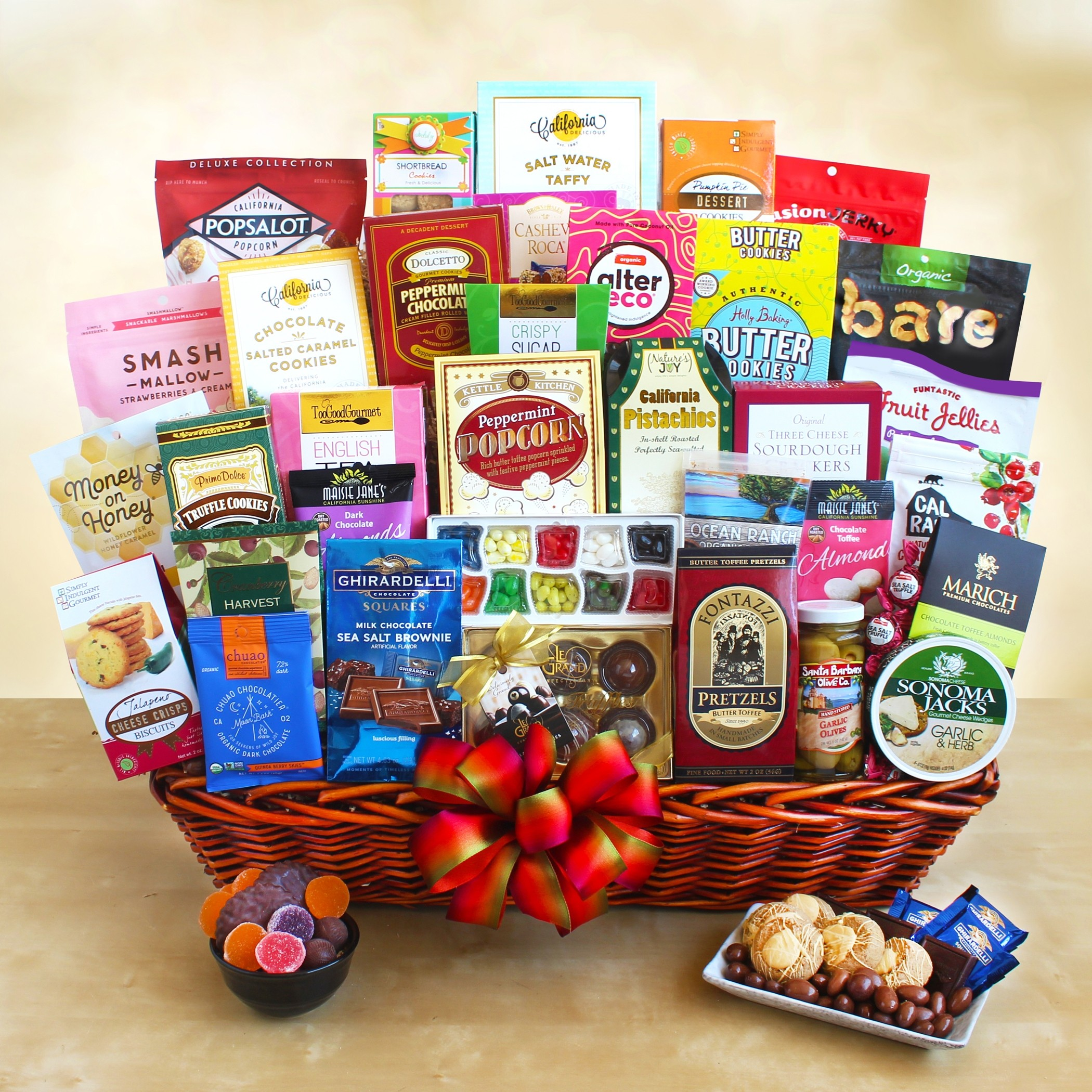 For the Party - Gourmet Gift Basket