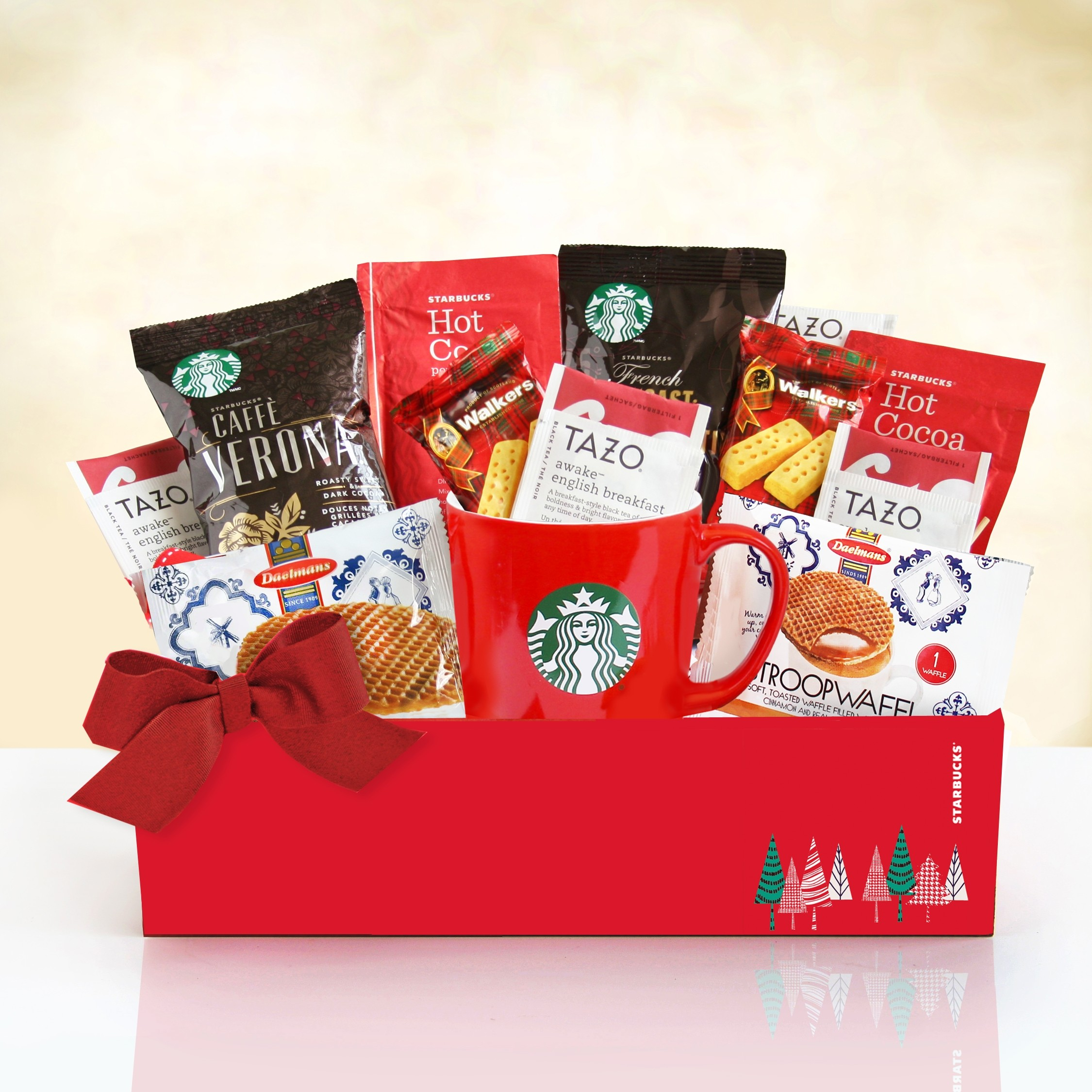 Starbucks Happy Holidays Box