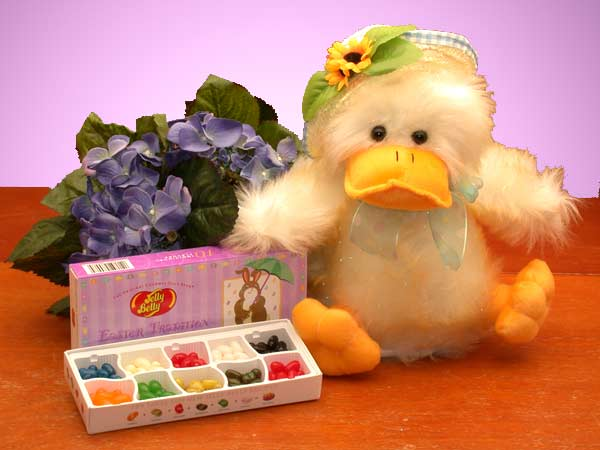 Quacky Easter Duckling Gift Set