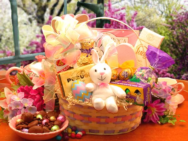 Easter Extravaganza Basket - Large