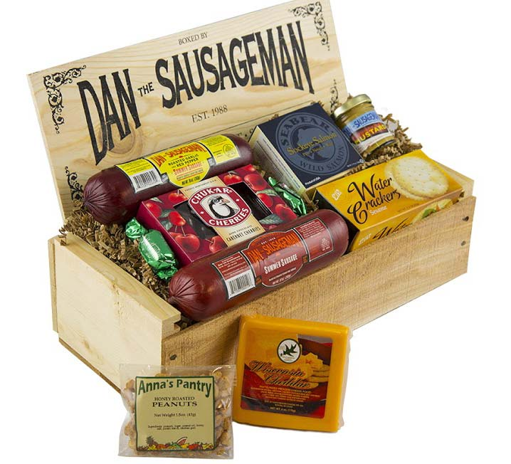 Dans Favorites Gift Box - Medium