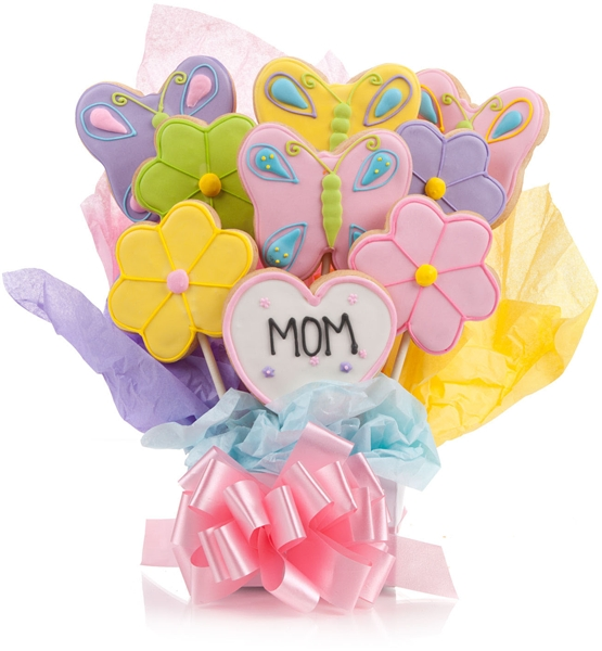 Mother's Day Cookie Bouquet